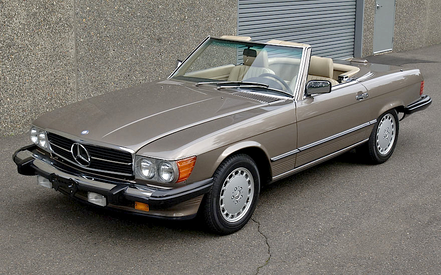 Service Manual How To Change A 1989 Mercedes Benz Sl